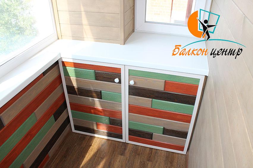 шкаф на балкон заказ