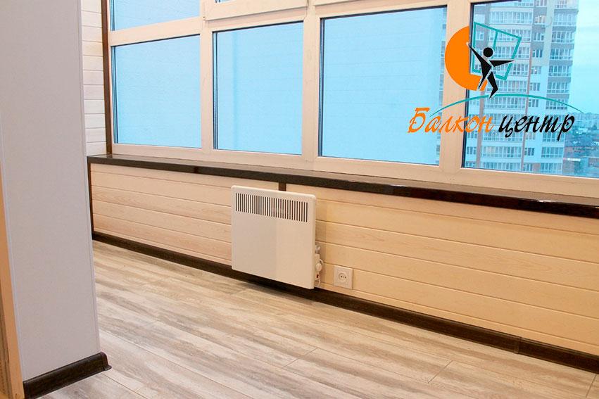 ремонт балконов тюмень